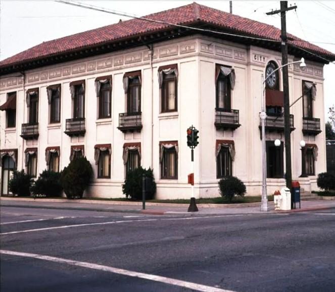 Original City Hall