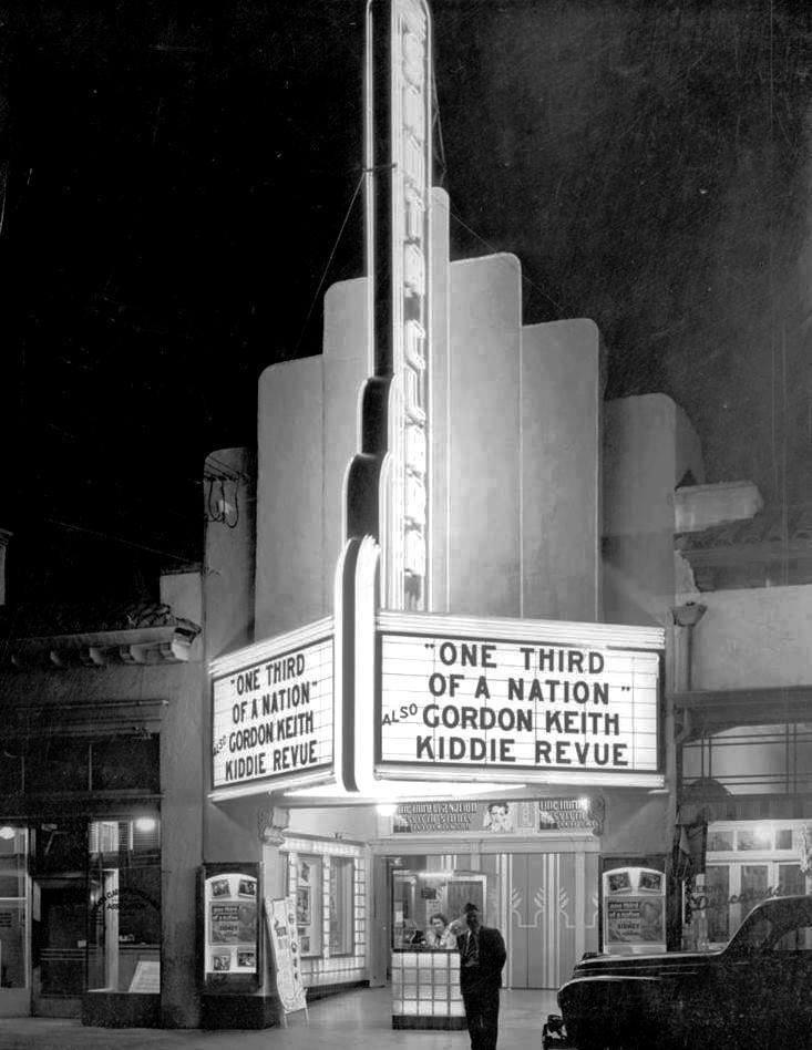 Original Santa Clara Theater